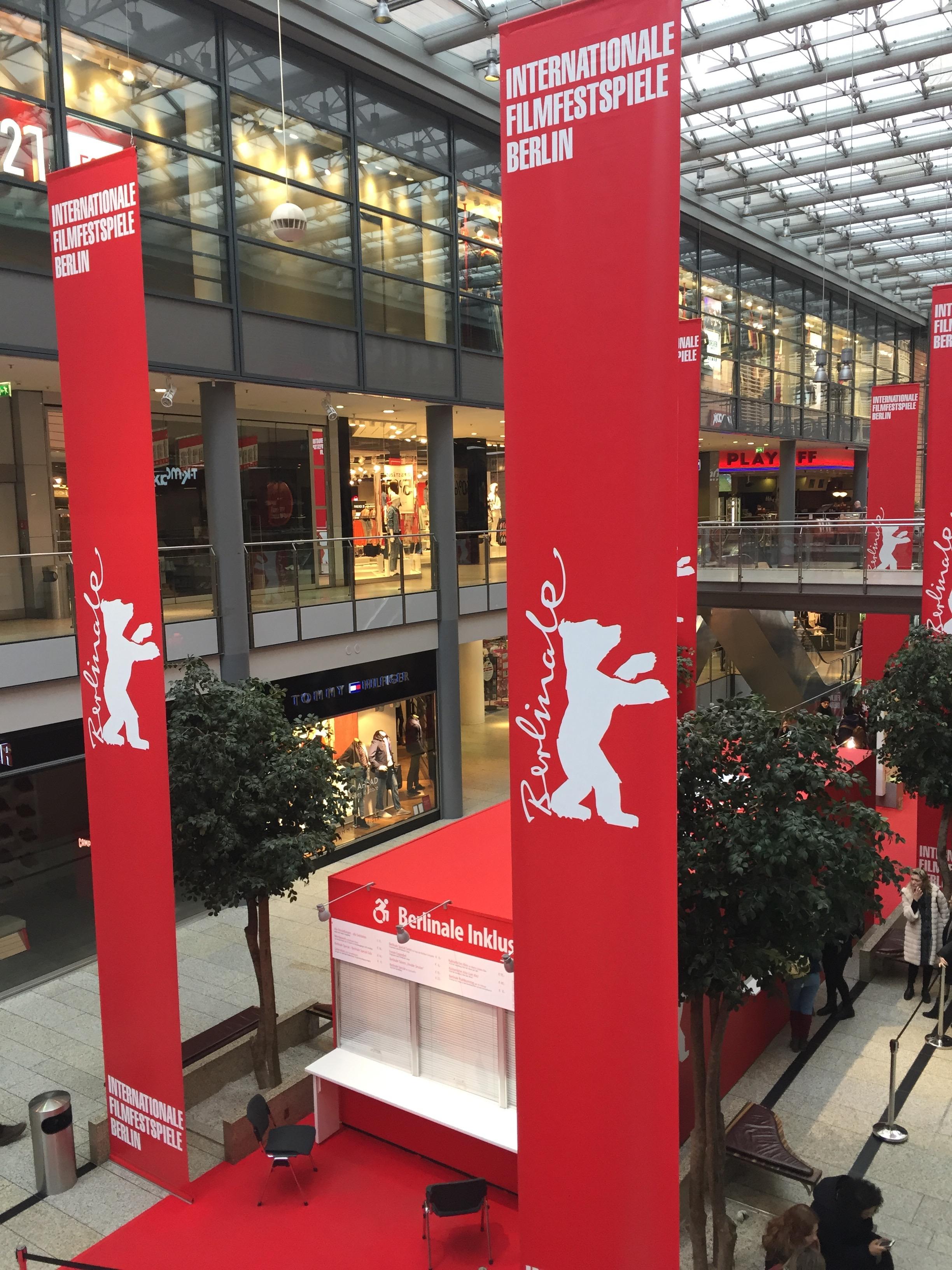 Es geht los - mein erster Berlinale-Tag beginnt!