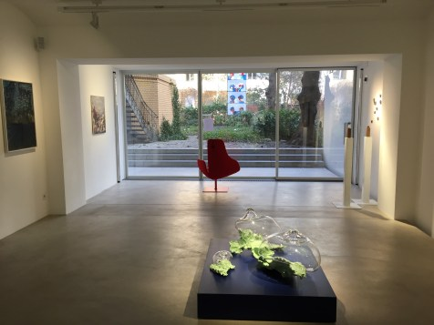 Die Galerie Kornfeld in Berlin-Charlottenburg