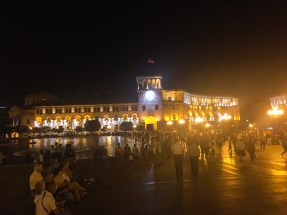 Yerevan by Night - ein Erlebnis!