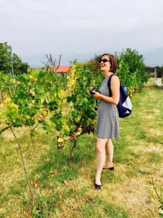 Auf dem Weingut von Schuchmann Wines