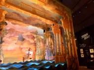"Die Ausstellung ""Opera: Passion, Power and Politics"" im Londoner Victoria&Albert Museum, Dezember 2017"
