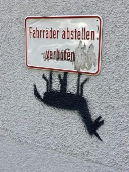 .Streetart in München