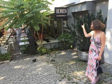 Das Café Ulrich