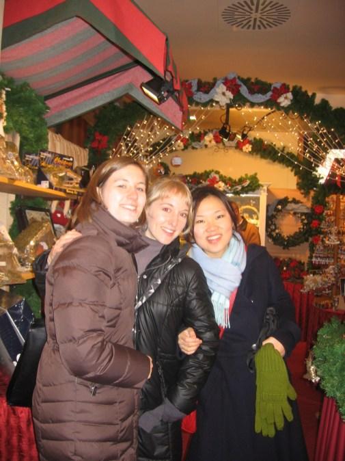 Lulu, Julia und ich 2006