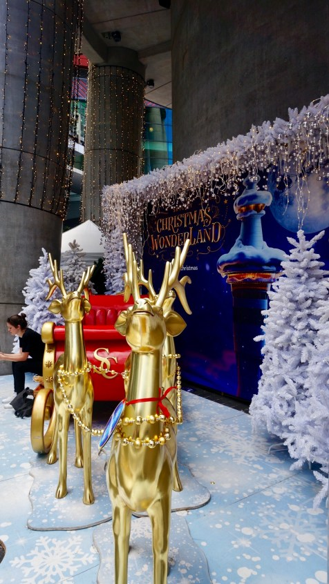 "They call it ""Winter Wonderland"" :)"