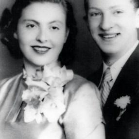 Hochzeitsfoto Arthur Kern (9 September 1951) © Privatarchiv Arthur Kern