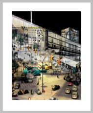 Kulissen der Erinnerung Nr. 5, 2015, C-Print, 120 x 85 cm