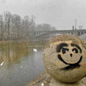Happy times an der Isar