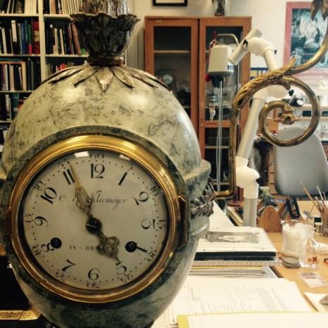 Noch eine Uhr