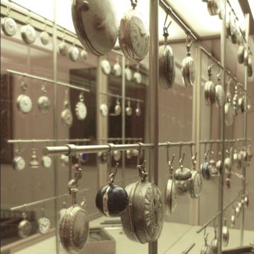 Taschenuhren aus der Sammlung Marie Ebner von Eschenbach