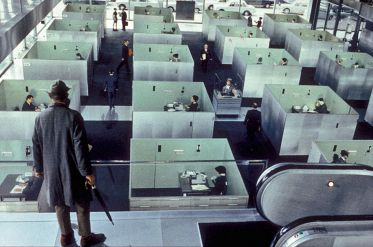 "Special: Analog Pleasure ""Playtime"", Jacques Tati, F, 1967,"