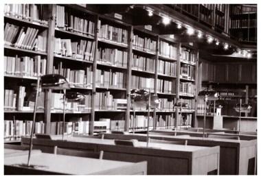 Lesessal Wien Bibliothek