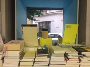 Ein Raum voller Bücher