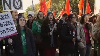 Femen Protestaktion