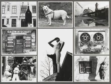 P. Dressler,Extérieur, 1975 © Fotohof Archiv