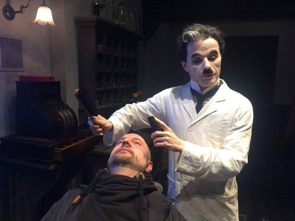 Friseurtermin bei Charlie