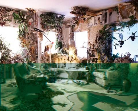 Bei der Vienna Art Week: Ein Ort aus Jetzten (c) Oliver Jiszda