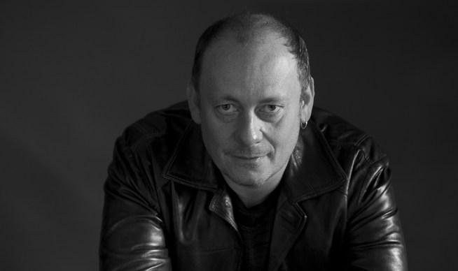 Portrait Richard Schuberth © Tanja Drašković Savić