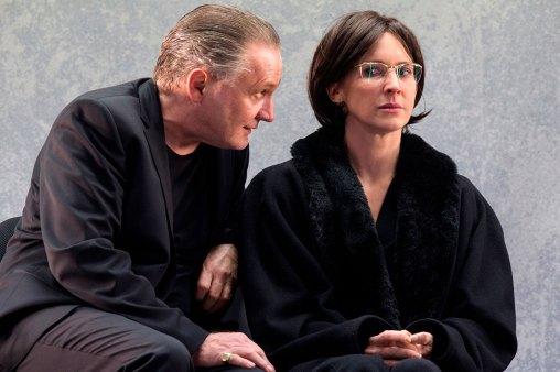 Bernhard Schir und Maria Köstlinger © Sepp Gallauer