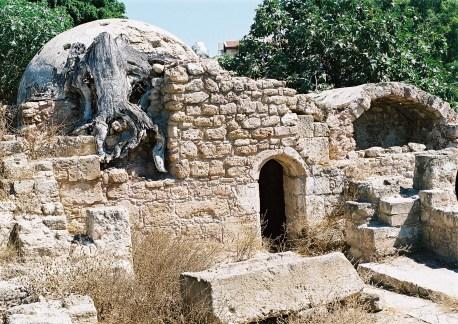 Altes osmanisches Bad in Pafos, photo Larko