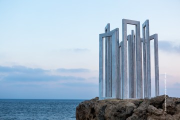 """Open Air Museum """"Signs in Time and Space"""" in Pafos, Photo by foto Larko"""