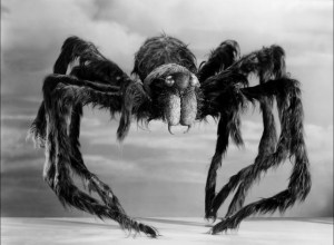 "© ""Tarantula!"" - Jack Arnold"