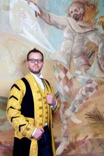 Bernd R. Biener / Intendant Teatro Barocco © Nadja Meister