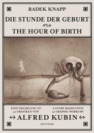 """Buchcover """"Die Stunde der Geburt"""", erschienen im deuticke Verlag"""