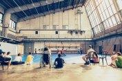 Studio E / Arsenal Jonathan Burrows (UK) – Writing Dance © Karolina Miernik