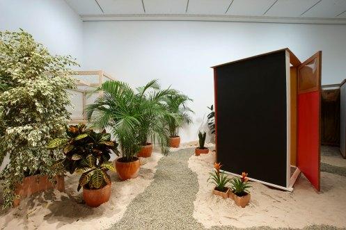 """Hélio Oiticica Tropicália, penetráveis PN2 """"Pureza é um mito"""", PN3 """"Imagético"""" , 1967 Courtesy Museo Nacional Centro de Arte Reina Sofia, Madrid"""