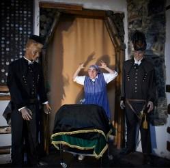 Tragik und Humor liegen bei der Führung im Bergbaumuseum in Grünbach eng zusammen © Wiener Alpen