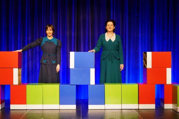 """Premiere von """"Arbeit, lebensnah"""" im Theater Akzent"""