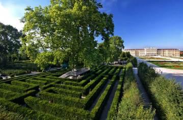 Schlosspark Schönbrunn © Lisa Rastl
