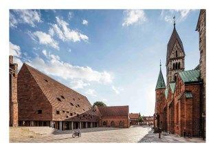 Lundgaard & Tranberg Architects: Kannikegården, Ribe, DK Bild: Anders Sune Berg