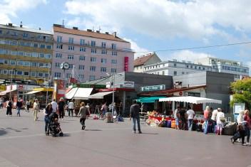 Viktor-Adler-Markt c) Marktamt Wien