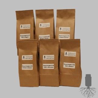 Kombipakete Brotbackmischungen