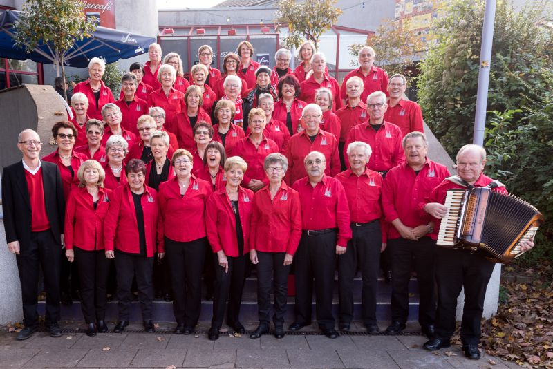 Chor der Akademie für Kölsche Sproch kulturkirche Ost Köln GAG