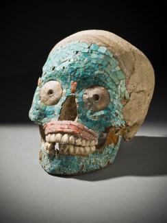 Kopony kőberakással (Mexikó, Zapoték vagy Mixték eredetű)