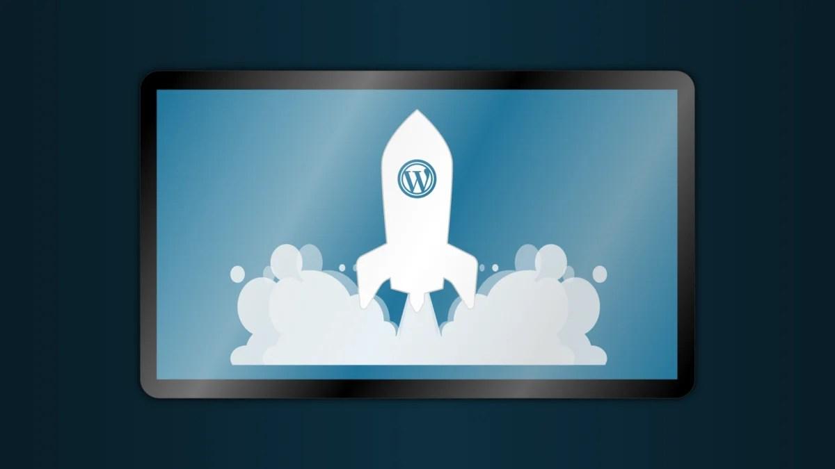 WordPress-Illustration