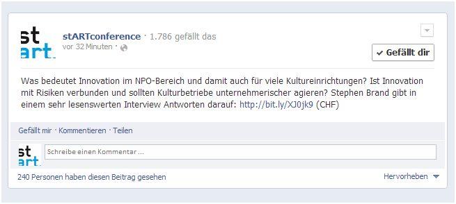 Facebook (Beispiel II)