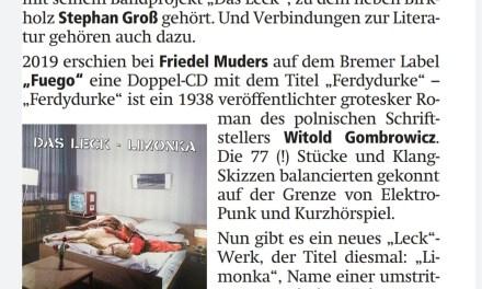 Jörn Birkholz – Das Leck