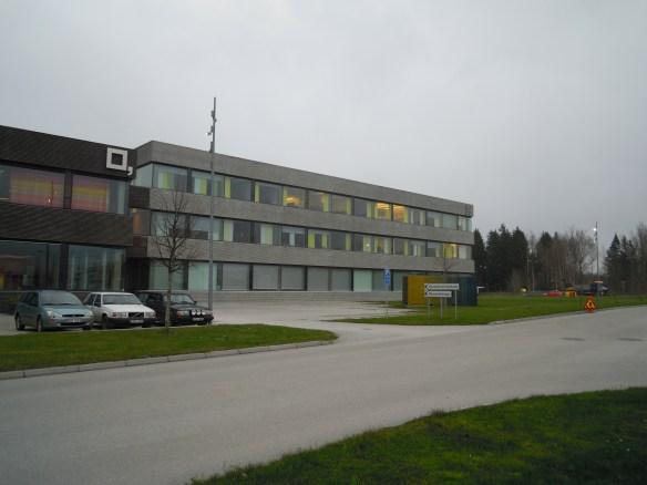 Riksantikvarieämbetets lokaler, Artillerigatan 33, Visby.