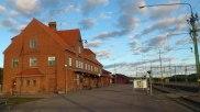 Sista sommaren stationen var i funktion. Foto: Sophie Nyblom ©Norrbottens museum.