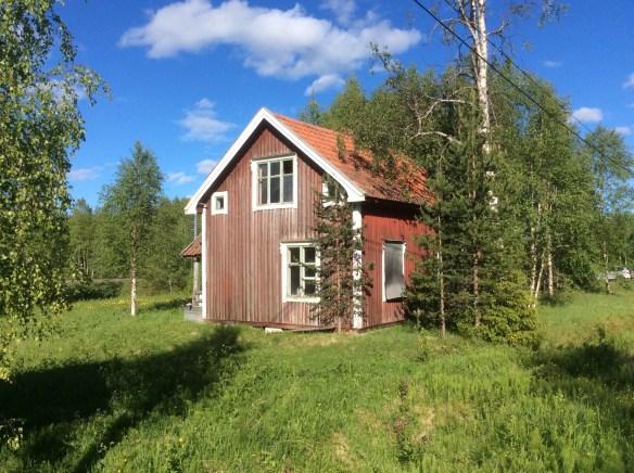 Agdas hus i Avafors