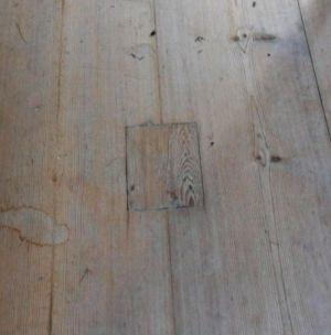 golvhål
