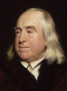 Jeremy Benthamn © Wikimedia
