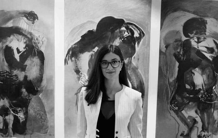artist Marija Vemić