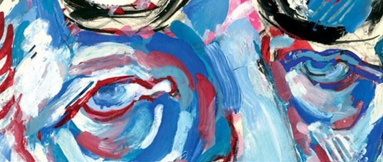 Izložba radova Aleksandra Deroka u Galeriji SANU do kraja avgusta