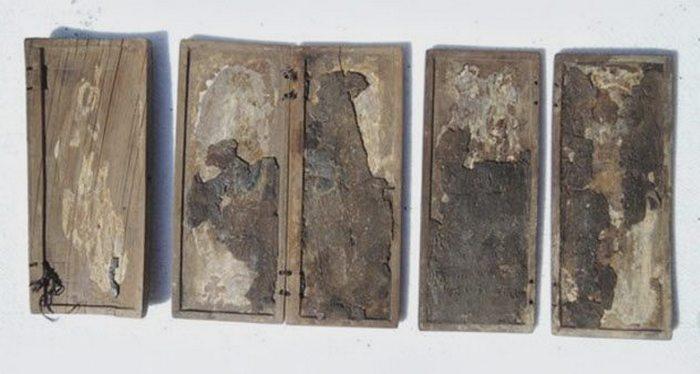 Иллирийские пластинки из слоновой кости
