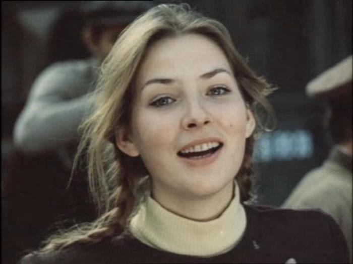 Наталья Данилова в фильме *Место встречи изменить нельзя*, 1979 | Фото: kino-teatr.ru